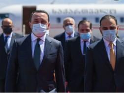 საქართველოს პრემიერ-მინისტრი ირაკლი ღარიბაშვილი - 2021